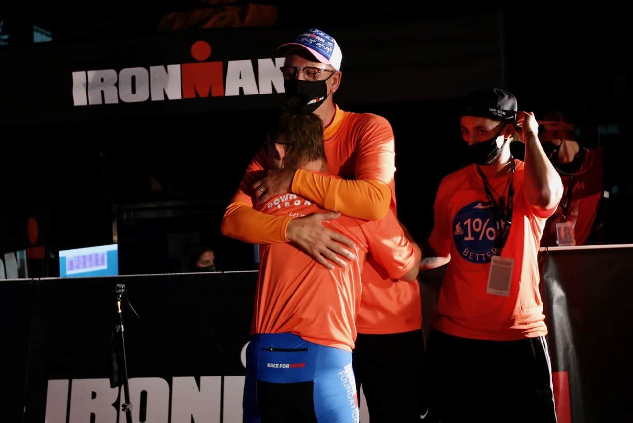 Jonathan Bachman/Getty Images for IRONMAN