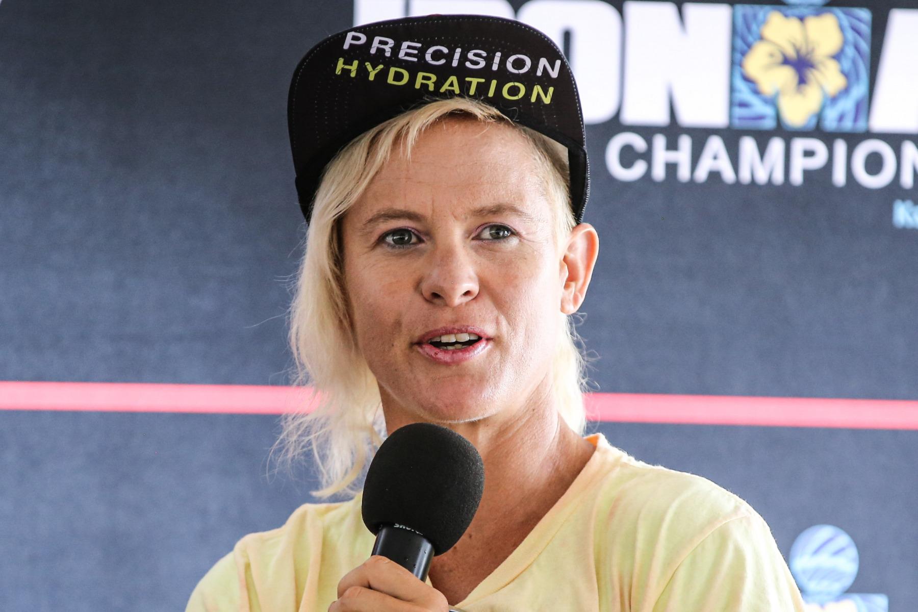 """Sarah Crowley (6. Platz 2018): """"Es ist fast unmöglich, hier sein eigenes Rennen zu machen. Es ist eine Weltmeisterschaft, da läuft nicht immer alles nach Plan. Das Frauenfeld ist sehr stark dieses Jahr."""""""