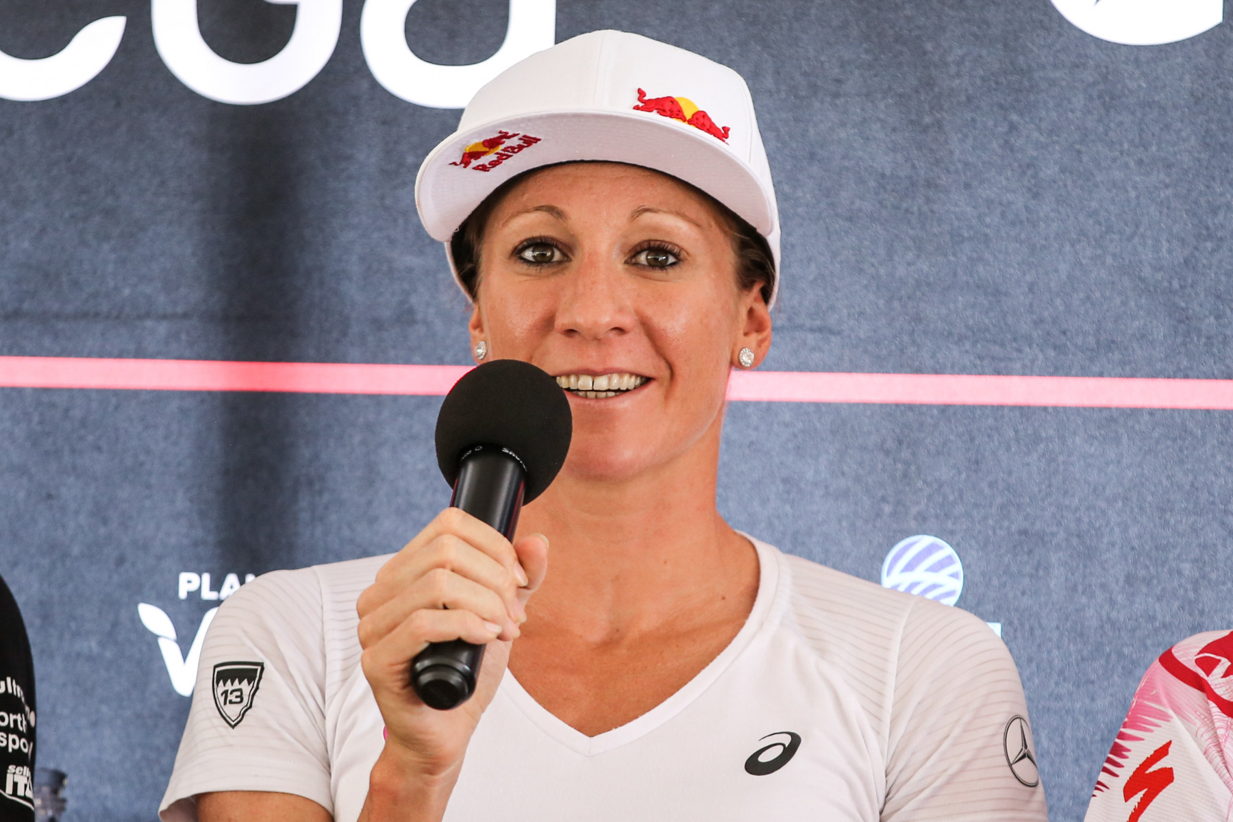 """Daniela Ryf (1. Platz 2015-2018): """"Das Niveau wird jedes Jahr besser. Man kann sich keine Schwäche mehr leisten. Nach der 70.3-WM konnte ich mich gut vorbereiten. Jetzt geht es darum, das im Rennen abzurufen."""""""