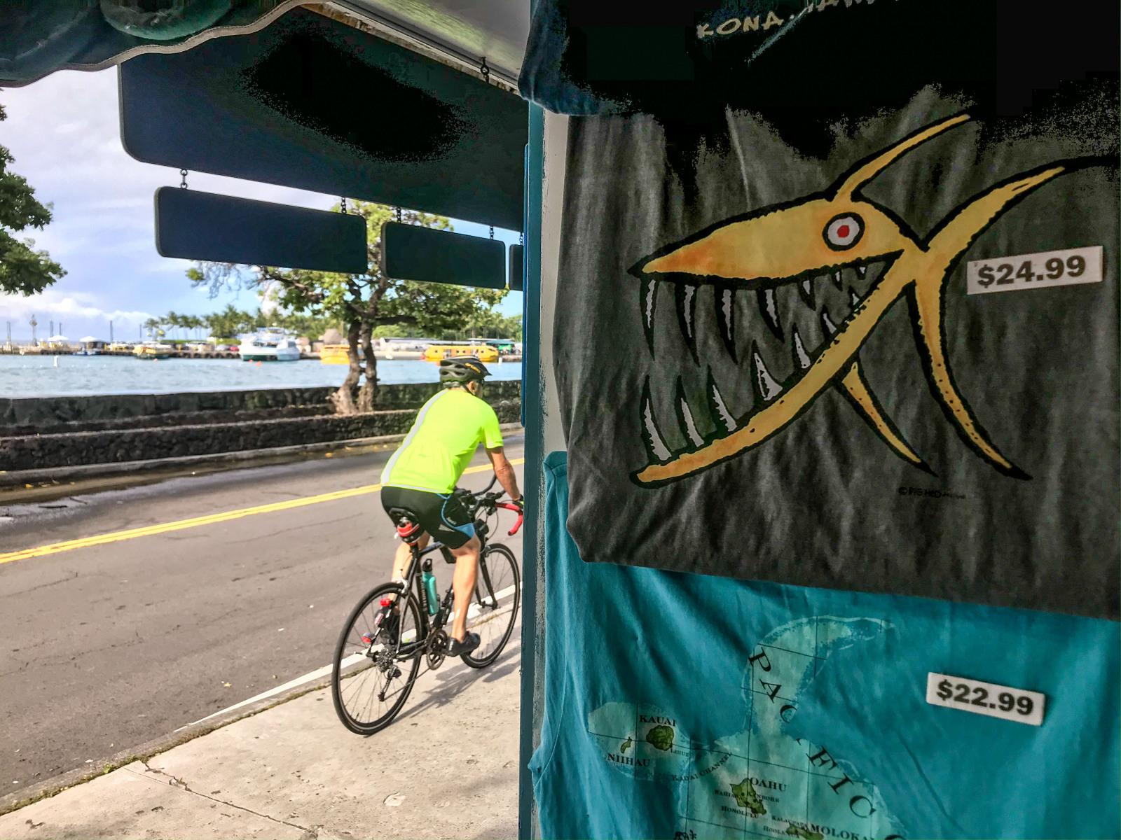 Kailua-Kona und die Ruhe vor dem Sturm