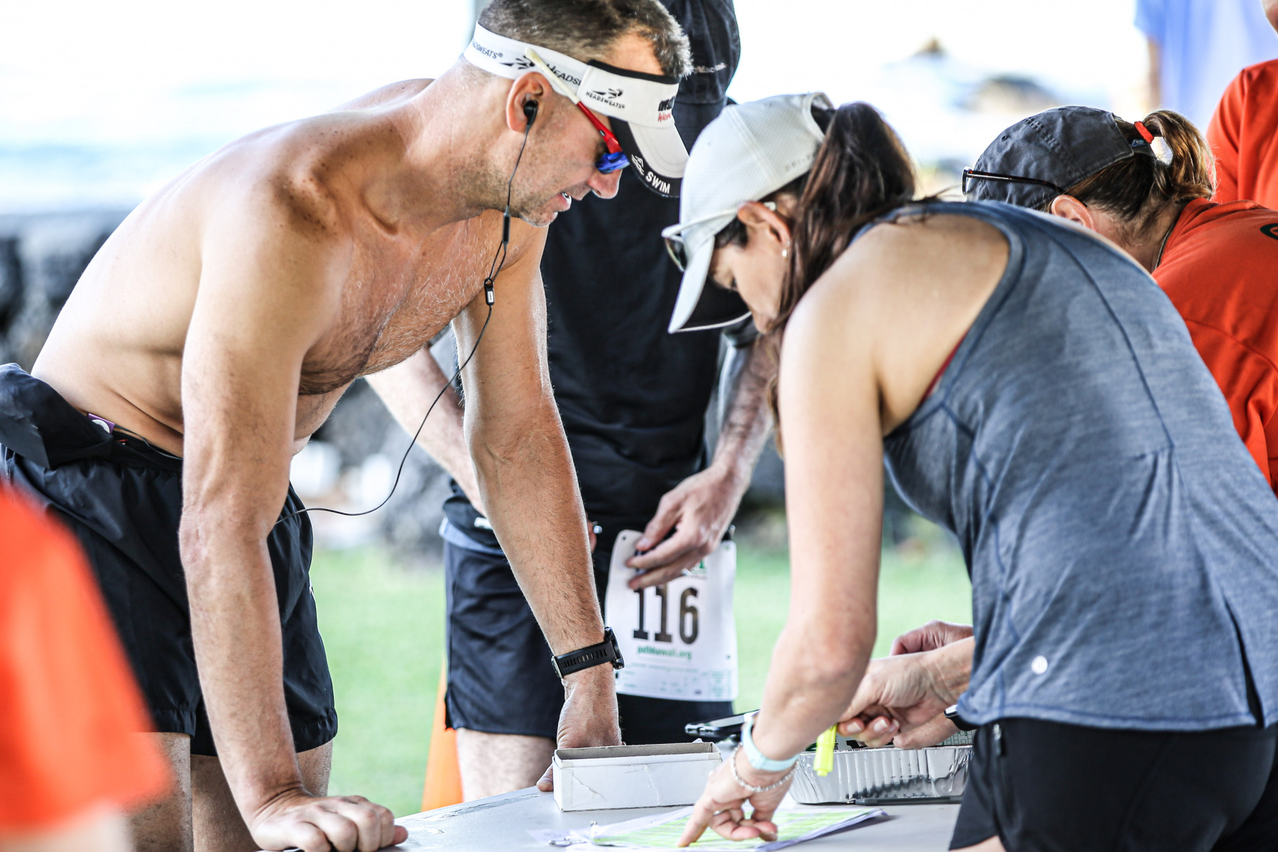 Sieben Tage vor dem Triathlon des Jahres ist der Path Run in Kailua-Kona für viele Athleten die letzte Gelegenheit für einen Formcheck unter Rennbedingungen.