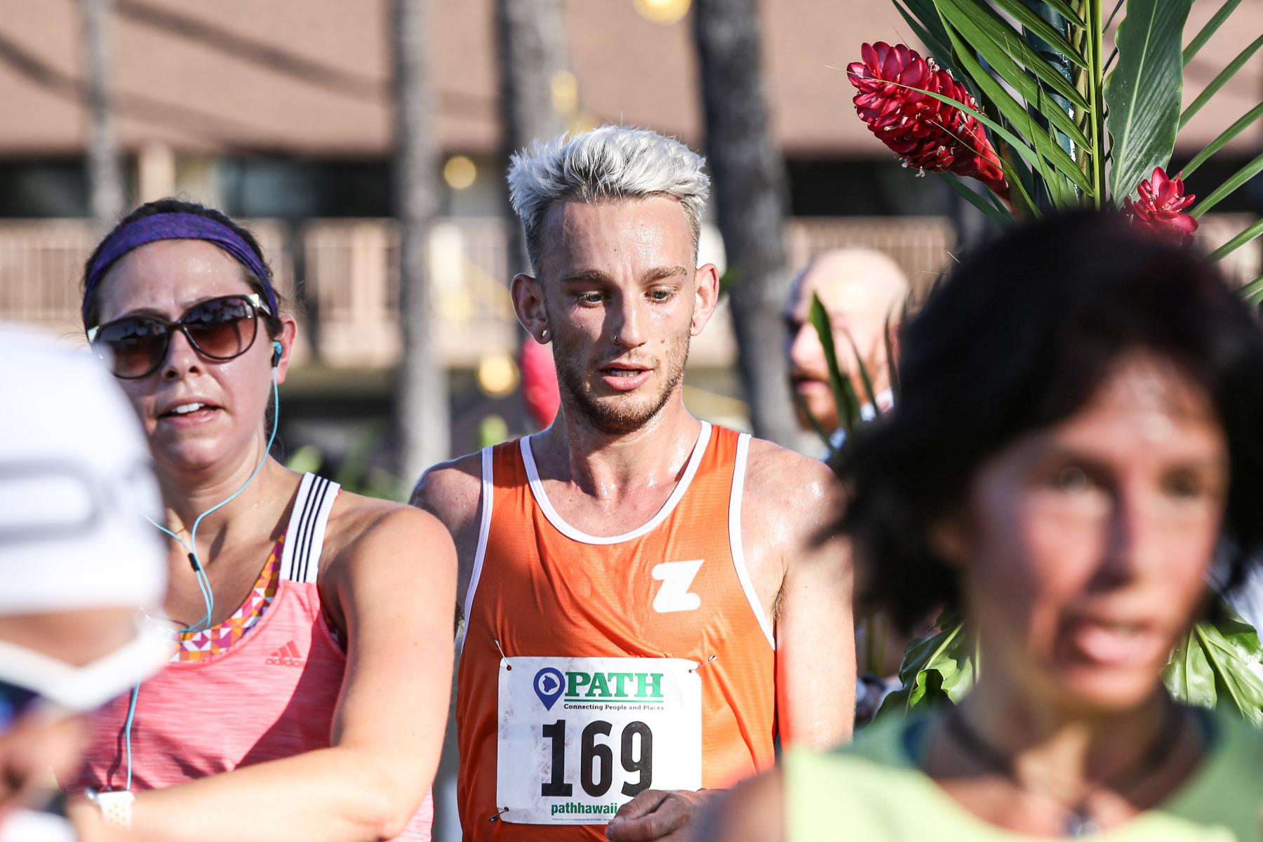 Josh Lunn entscheidet die 10 Kilometer in 32:08 Minuten für sich.