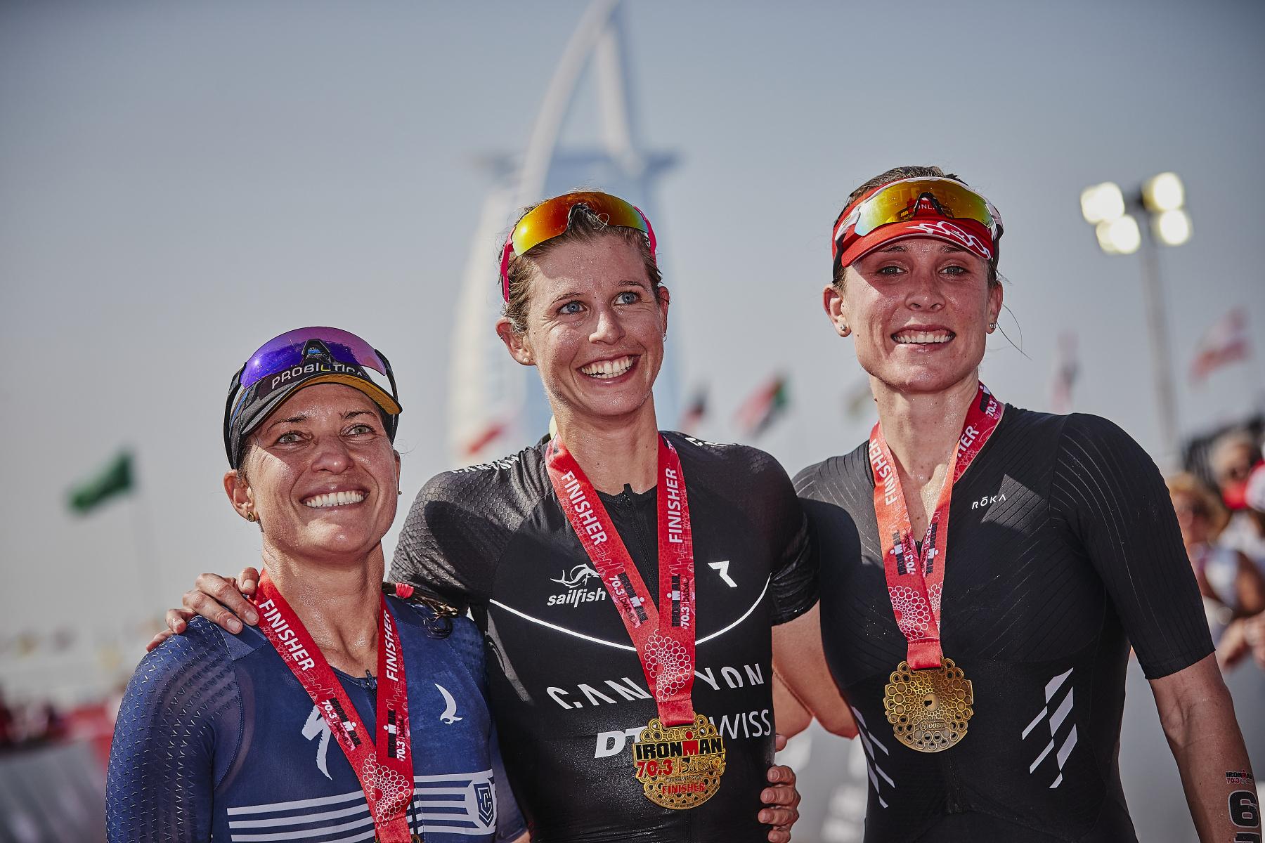 Ironman 70.3 Dubai 2020 © Activ'images