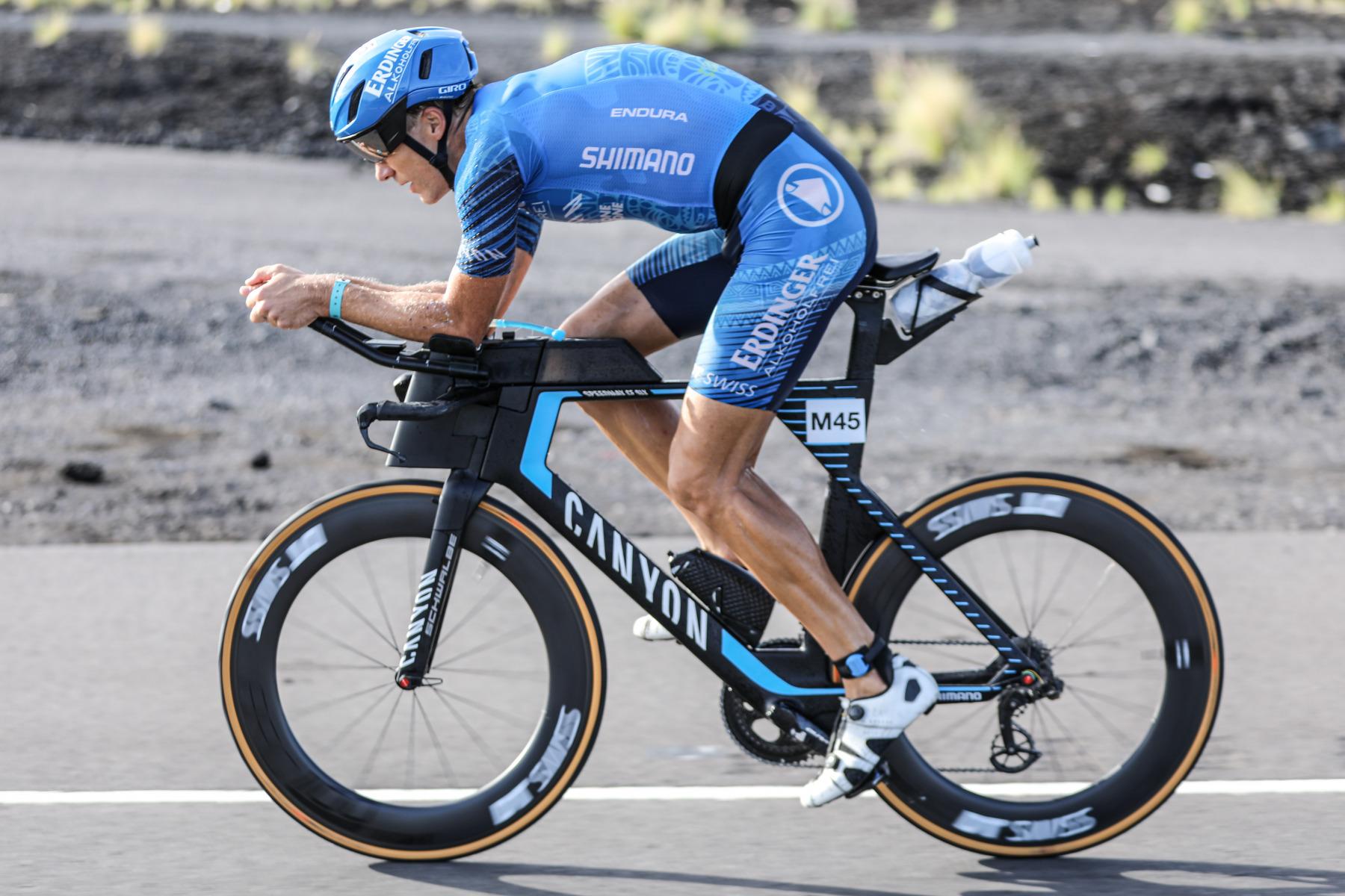 Nils Frommhold hat gemischte Erinnerungen an den Ironman Hawaii. Auch in diesem Jahr kann er nicht auftrumpfen.