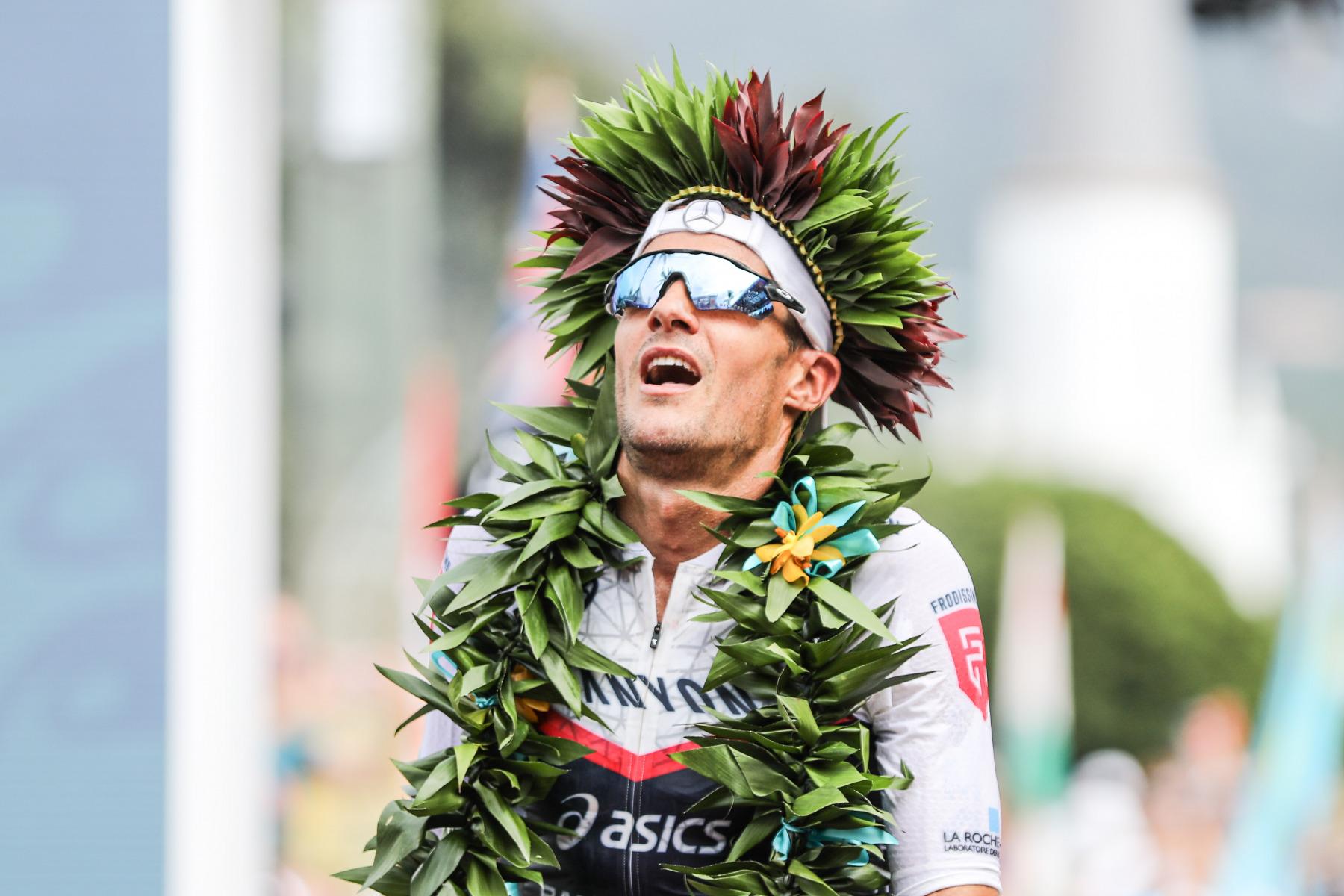 Dazu bleibt der Champion unter dem Streckenrekord von Patrick Lange aus dem Vorjahr.