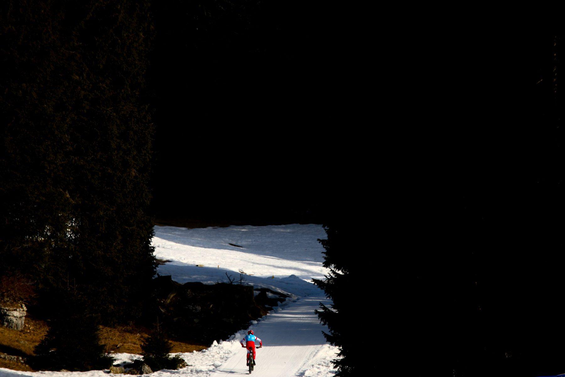 Laufen, Radfahren und Skilanglaufen in Asiago