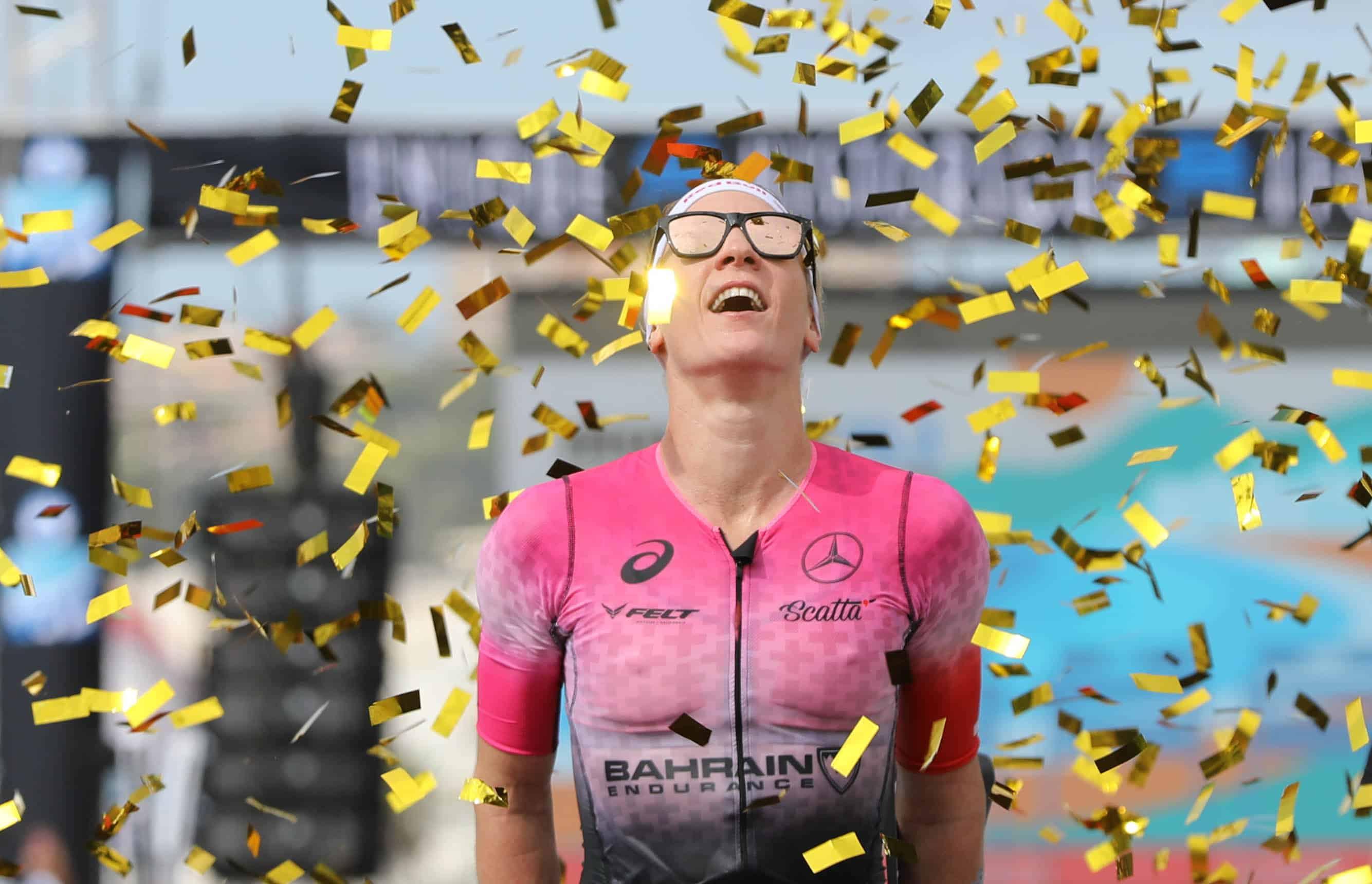 Daniela Ryf siegt bei der Ironman 70.3 World Championship Nizza 2019