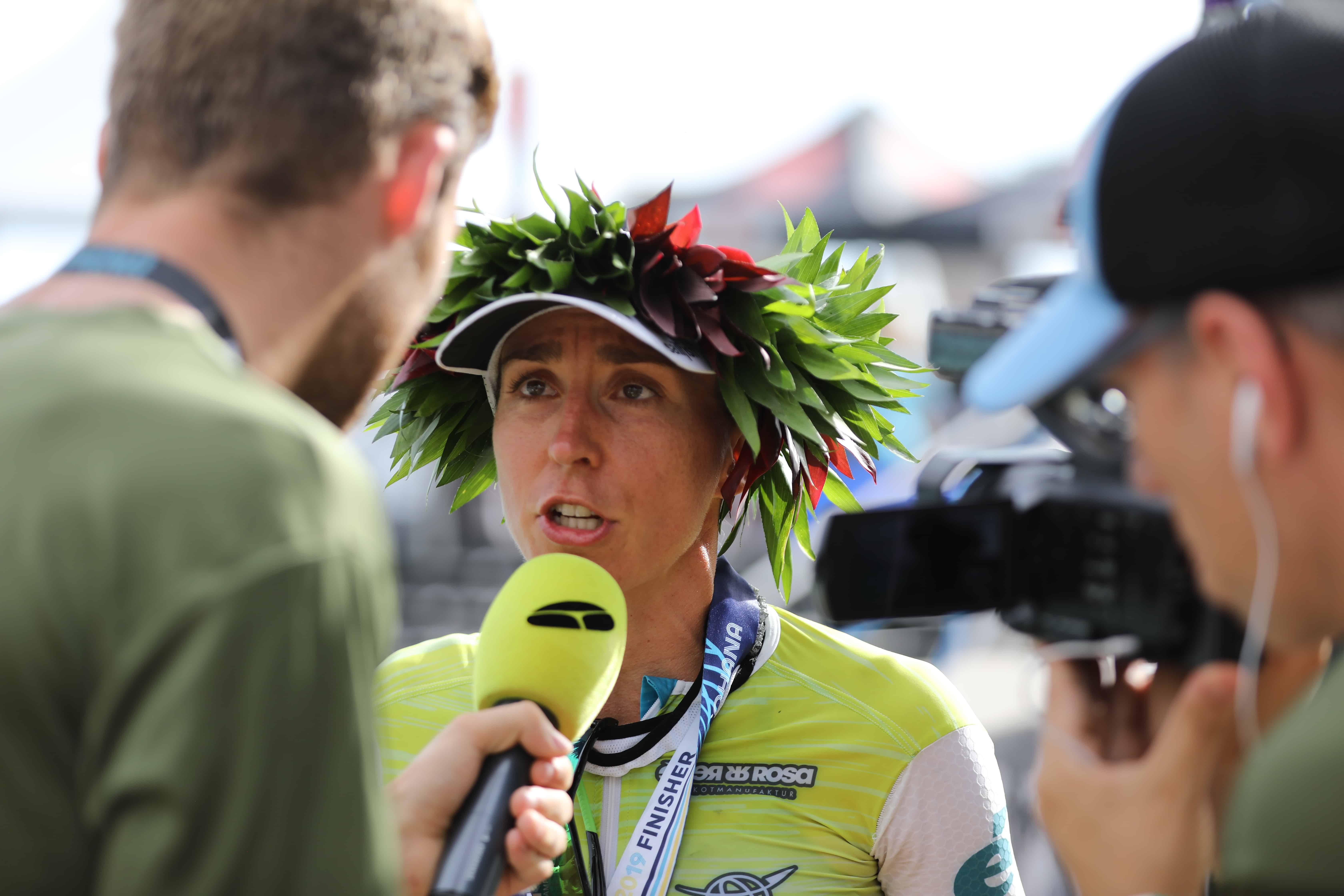 Anne Haug im Interview