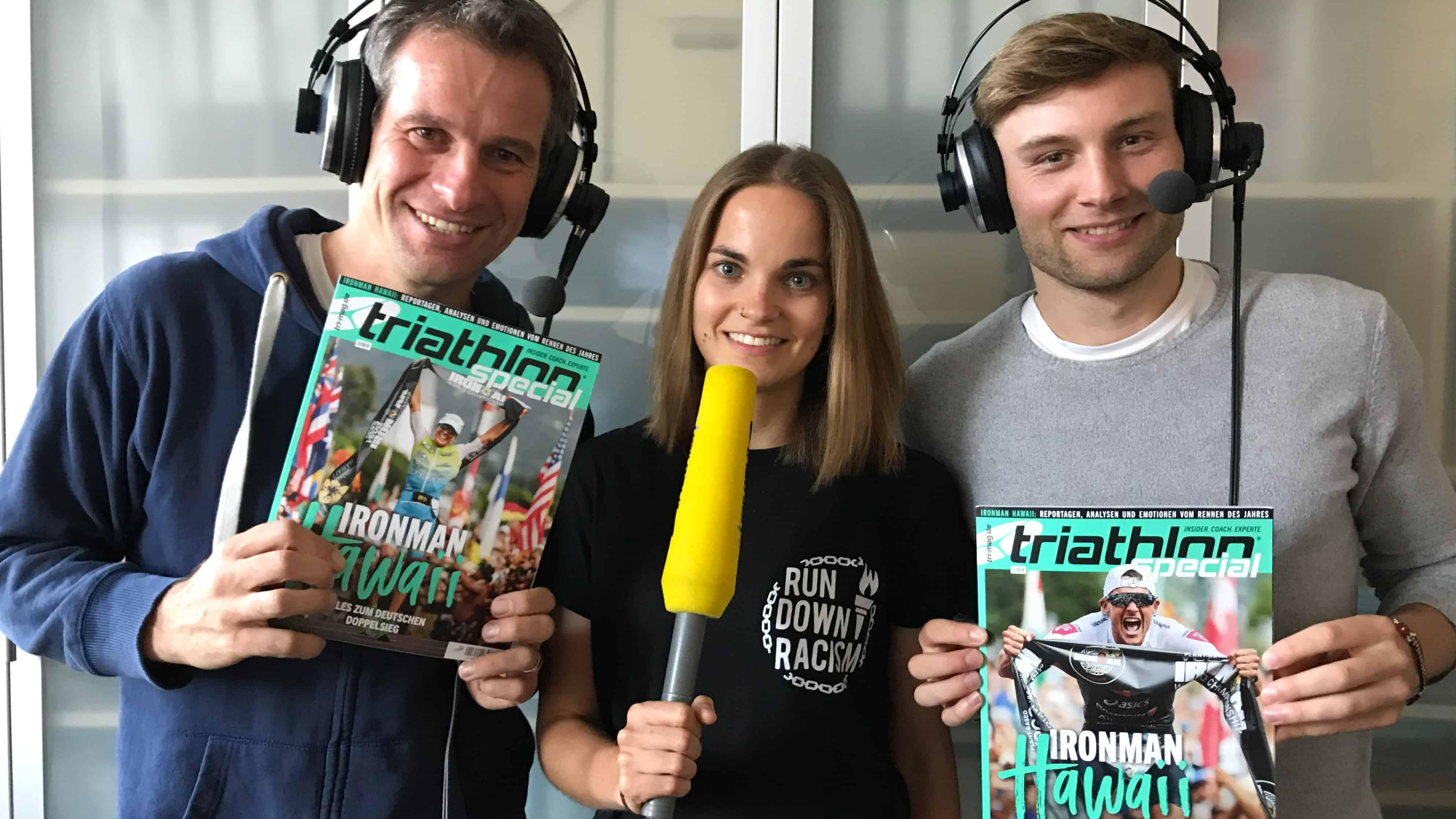 Carbon & Laktat mit Frank Wechsel, Anna Bruder und Simon Müller