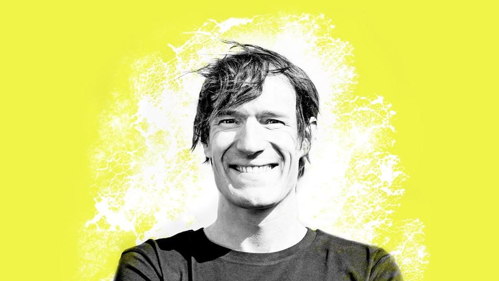 Sebastian Kienle bei triathlon talk