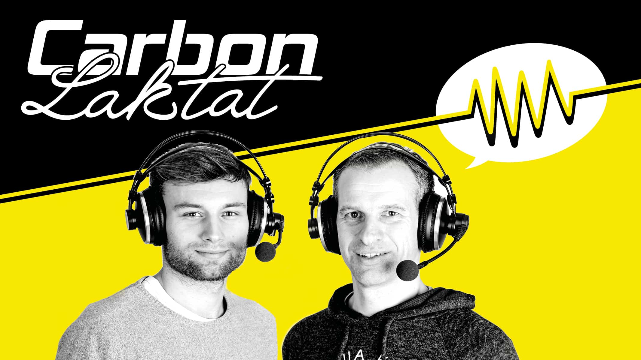 Carbon & Laktat mit Frank Wechsel und Simon Müller